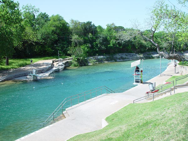 20 excellent experiences for every true austinite and our visitors randall metting for Barton swimming pool timetable