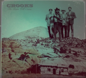 10 - Crooks - Bendin' Rules and Breakin' Hearts