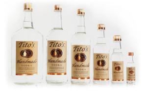 Tito's Family of Handmade Vodkas
