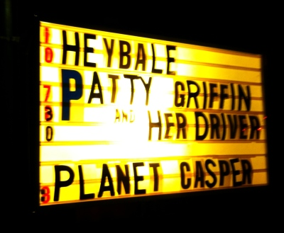 Patty Griffin and Her Driver - 1