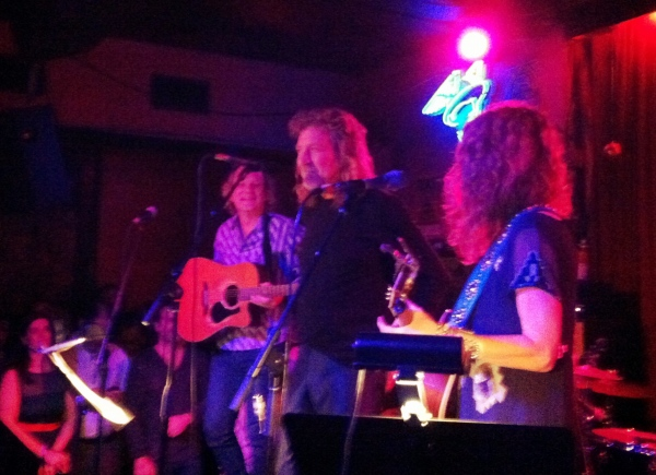 Patty Griffin and Her Driver - 6