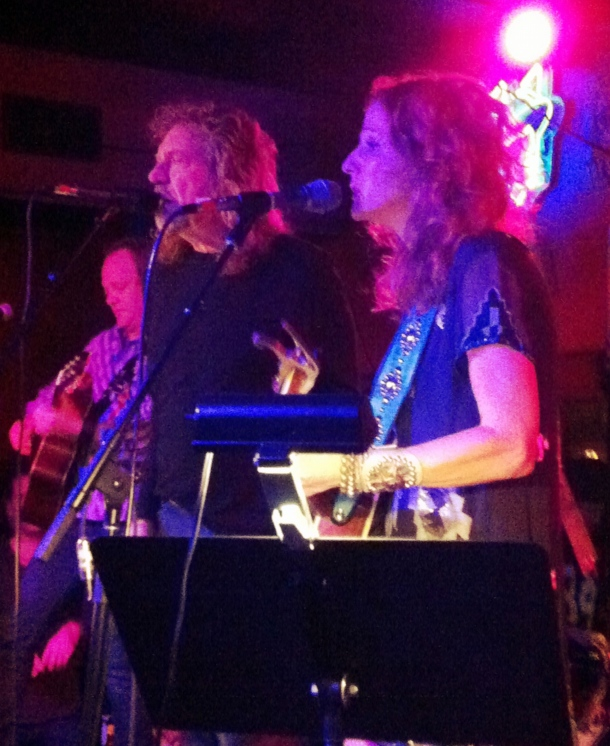 1 - Robert Plant and Patty Griffin - 1