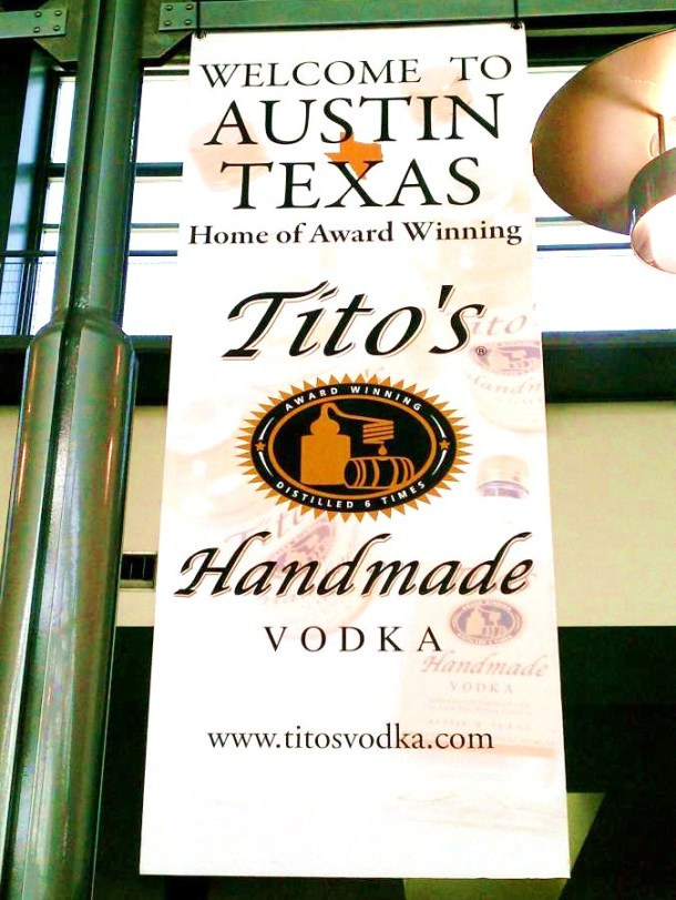 Austin Texas - Home of Tito's Handmade Vodka