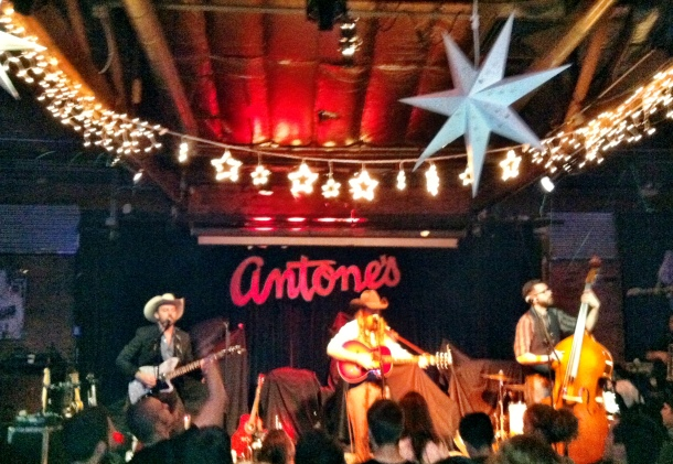 Crooks at Antone's - 2