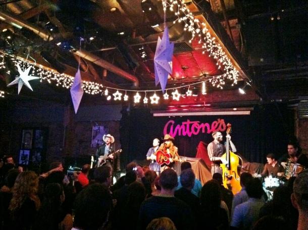 Crooks at Antone's - 3