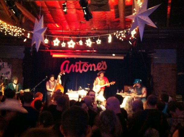 Dirty River Boys at Antone's - 1