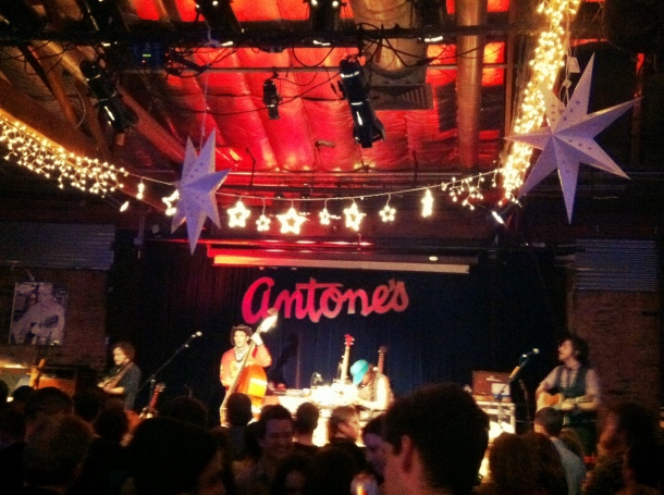 Dirty River Boys at Antone's - 2
