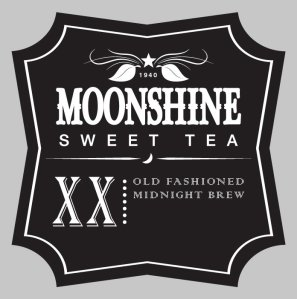 Moonshine Sweet Tea Logo