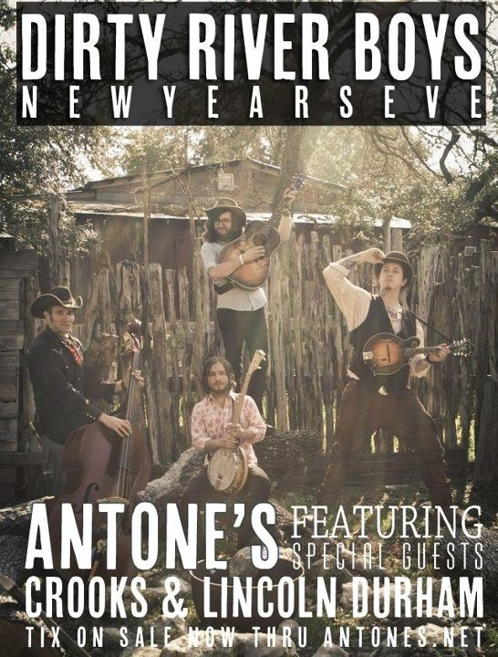 New Year's Eve at Antone's