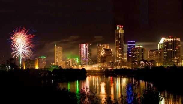 New Year's in Austin