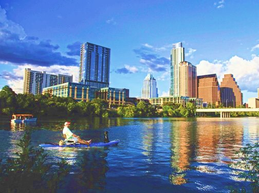 On The Water - Downtown Austin