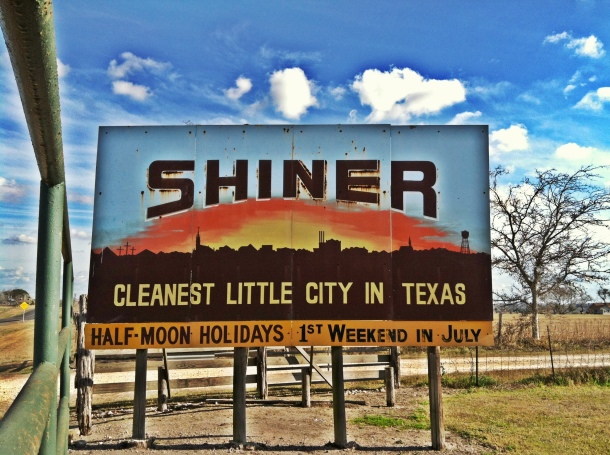 Shiner, Texas - The Cleanest Little City in Texas