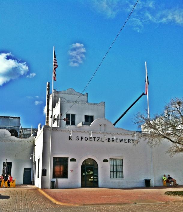 Spoetzl Brewery - Shiner, Texas