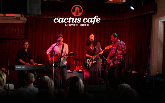4 - The Cactus Cafe