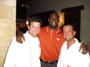 Champions To CureDuchenne 2011 With Phillip Brown and Vince Young