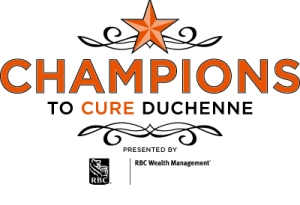 Champions To CureDuchenne Logo