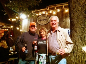 Luckenbach Blues Fest With The Parentals