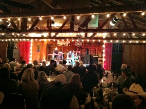 Luckenbach Blues Festival - Carolyn Wonderland - 1