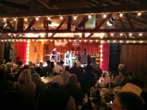 Luckenbach Blues Festival - Carolyn Wonderland - 2