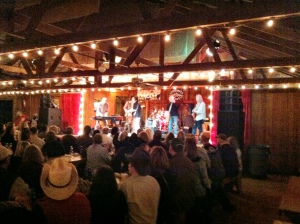 Luckenbach Blues Festival - Jimmy LaFave - 1