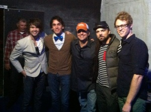 Austin TX - Alpha Rev Pre-CD Release Party - Broken Records Austin - March 12, 2013