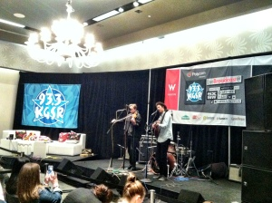 KGSR Live Broadcasts at W Austin - Day One - March 13, 2013 - Wake Owl