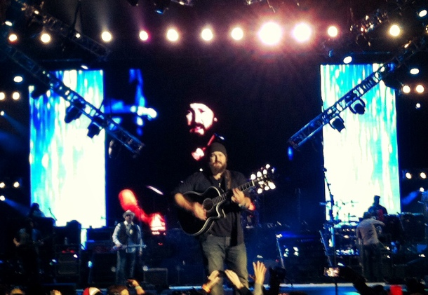 14 - Zac Brown Band at Austin360 Amphitheater - April 18, 2013