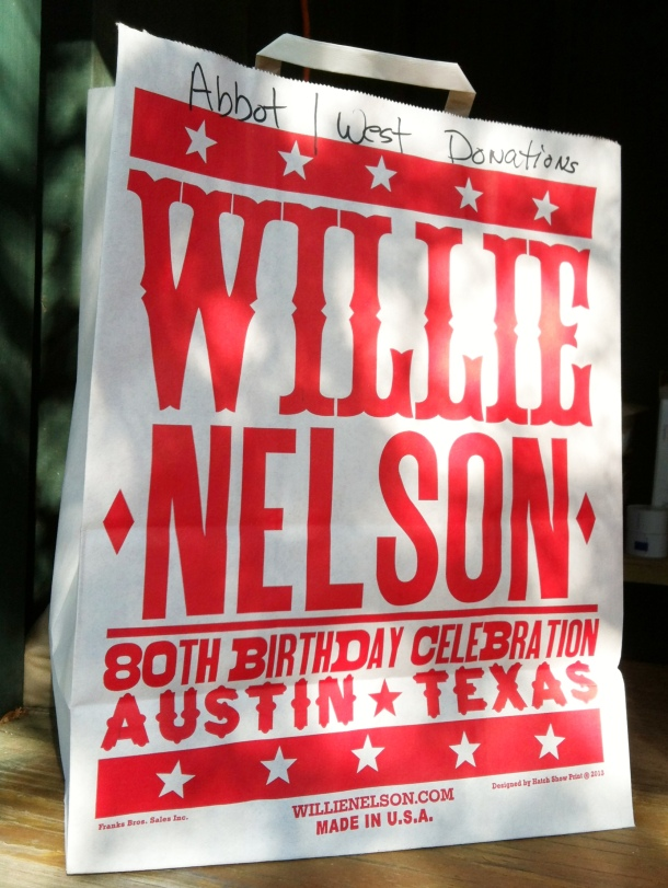 21 - Willie Nelson's 80th Birthday & West, Texas Benefit - The Backyard at Bee Caves - April 28, 2013