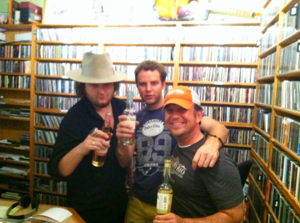 4 - KGSR's Lone Star State of Mind with Sons of Fathers - March 31, 2013