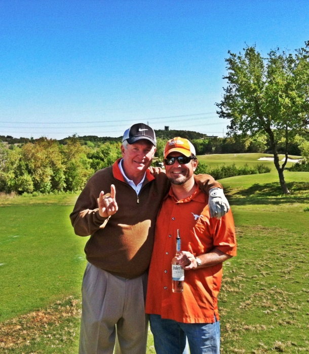 UT Head Football Coach, Mack Brown