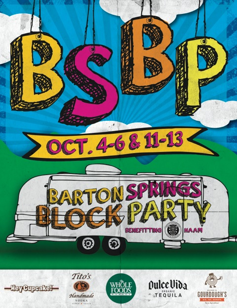 Barton Springs Block Party